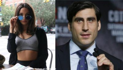 Sofia Franklyn And Her Boyfriend Peter Nelson Photos