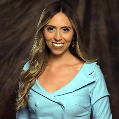 KGET-TV Host and Journalist Vanessa Dillon Photo