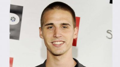 A photo of Actor Hagen Mills who died on Tuesday from self inflicted gunshot wounds