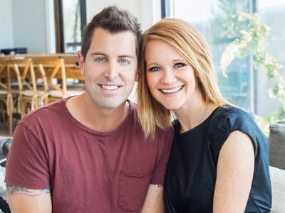Adrienne Camp And her Husband Jeremy Camp Photos