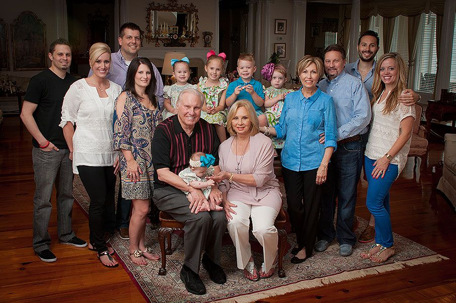 Donnie Swaggart Family Pictures