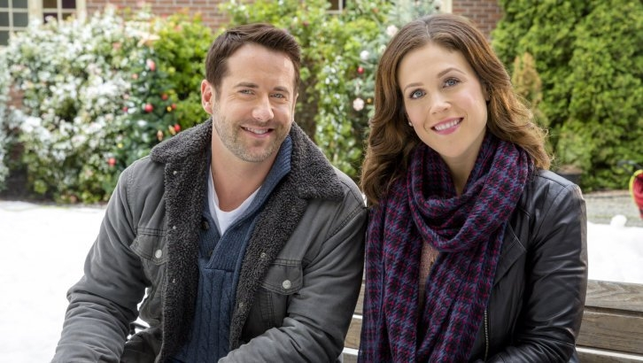 Niall Matter with his Wife Sara Bradley Matter
