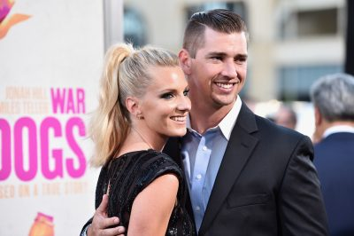 Taylor Hubbell And Heather Morris Photos