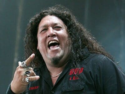 Chuck Billy Photo