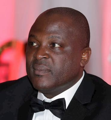 Ghanaian Businessman Ibrahim Mahama Photo