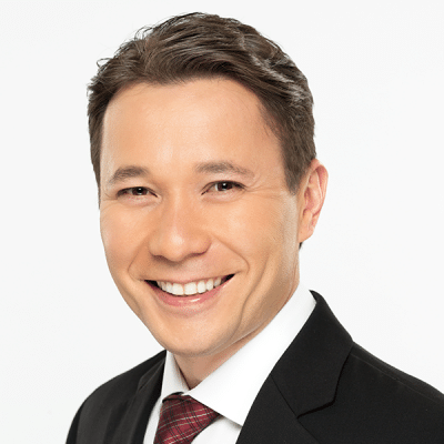 Justin Cruz- news and weather anchor for KHON-TV in Honolulu, Hawaii, United States