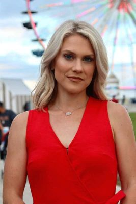 News 9 anchor and reporter Ashley Holden photo