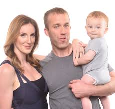 Tucker Max and his wife Veronica Photo