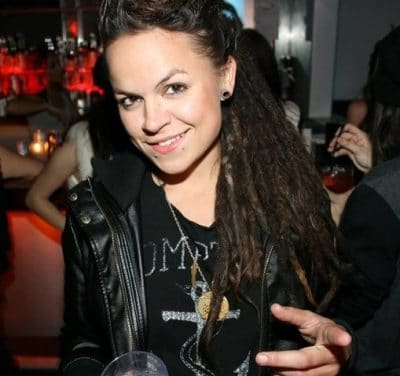 Whitney Mixter Dreads Photo