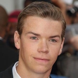 Will Poulter Eyebrows