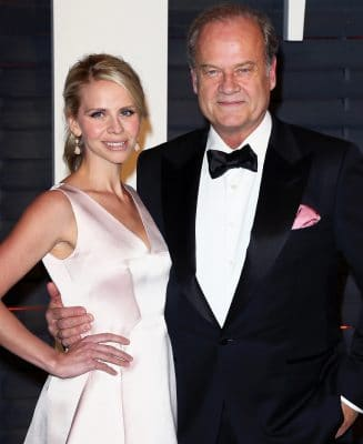 Kayte Walsh and her husband Kelsey Grammer Photo