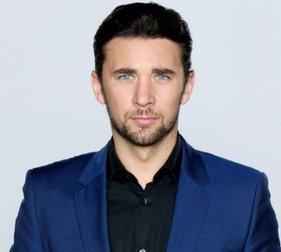 Billy Flynn- an actor who plays the role of Chad DiMera on the NBC soap opera, Days of Our Lives