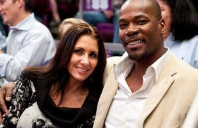 Heather Lufkins and Cliff Robinson Photo