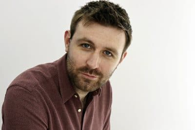 James McArdle Actor Photo