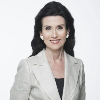 Marilyn Vos Savant- magazine columnist, author, lecturer, and playwright