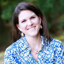 Melissa Kruger- author well known for her books including The Envy of Eve and Walking with God in the Season of Motherhood.