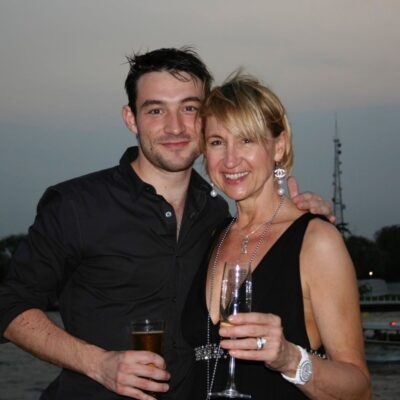 Carol McGiffin and Husband Mark Cassidy Photo