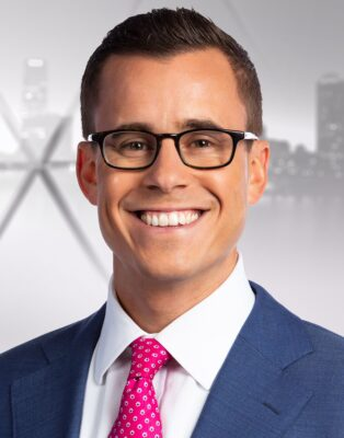 Stephen Watson- sports anchor and reporter for WISN-TV, ABC affiliate in Milwaukee