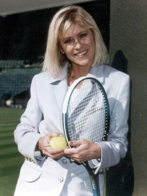 Sue Barker Photo