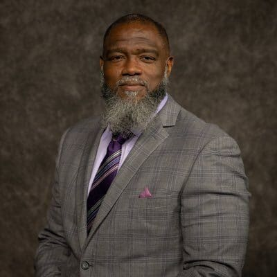 Voddie Baucham- the Dean of Theology at African Christian University in Lusaka, Zambia