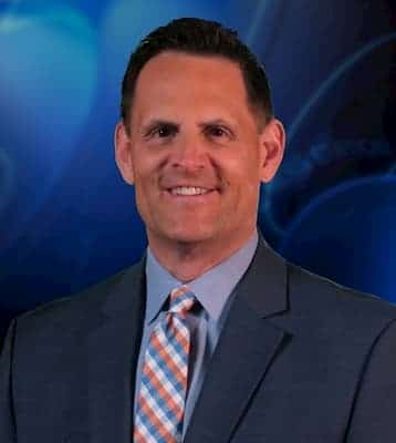 WNEP-TV This Morning Anchor Tom Williams Photo