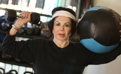Jackie Stallone Before Death Photo