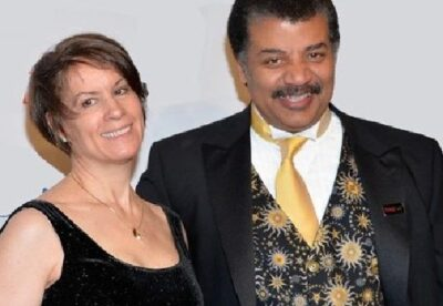Alice Young and her husband Neil DeGrasse Tyson Photos