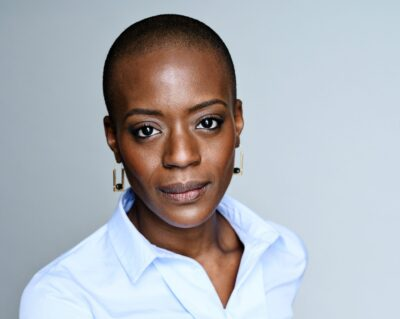 T'Nia Miller- English actress cast in the series, The Haunting of Bly Manor