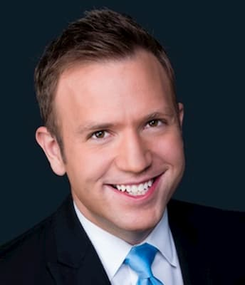 WCNC Anchor and Reporter Ben Thompson Photo