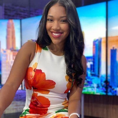 WCNC-TV Anchor and Reporter Lana Harris Photo