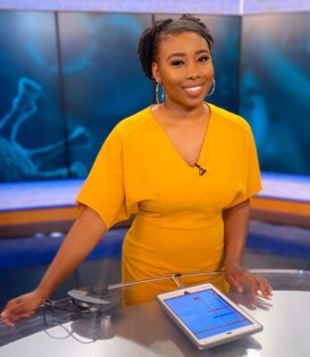 WWL-TV Anchor and Host Charisse Gibson image