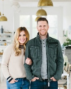 Photo of Syd McGee with his beautiful wife Shea Mcgee