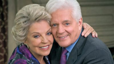Bill Hayes and his wife Susan Seaforth Hayes Photos