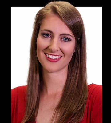WECT News Reporter Kendall McGee Photo