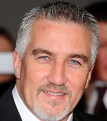 Chef and Presenter Paul Hollywood Photo